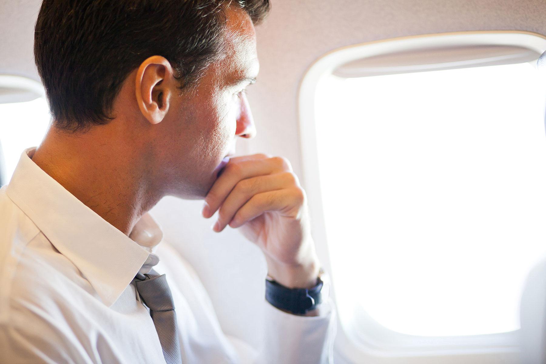 First Class vs. Business Class Flights