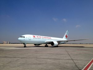 Air Canada Corporate Rewards