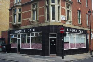 Photo of Regency Cafe in London