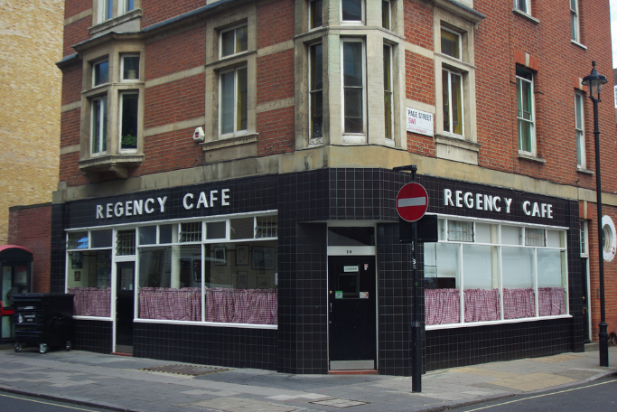 Photo of Regency Cafe in London