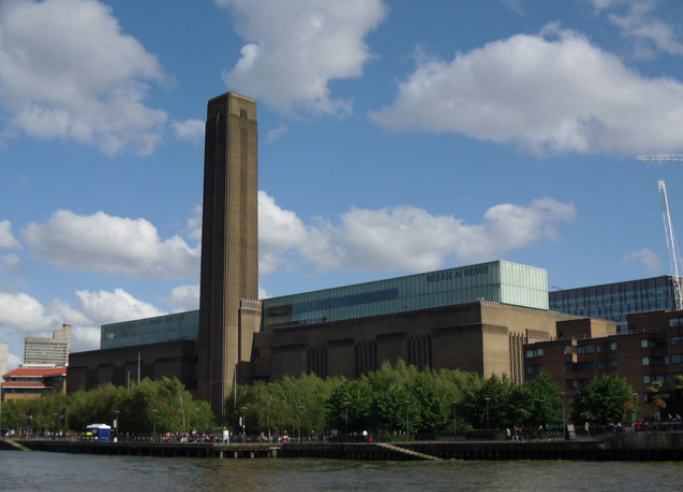 Photo of Bankside Power Station