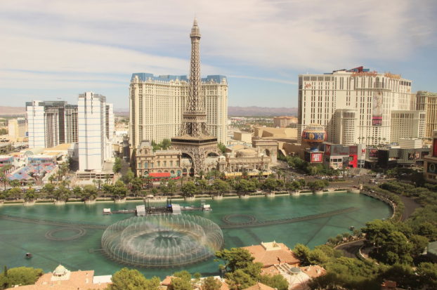 Image of Las Vegas during the day