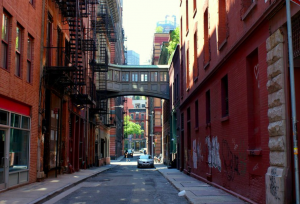 Image of Tribeca Alley