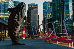 Corporate travel Vancouver