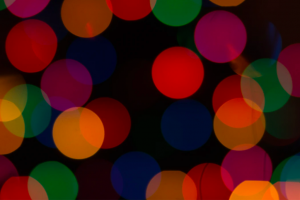 Christmas lights for best gifts for business travellers